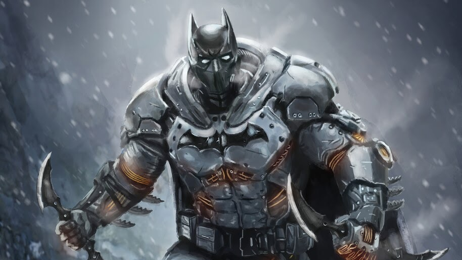 Batman, XE Suit, 4K, #6.2383