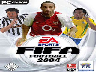 FIFA 2004 Game Free Download