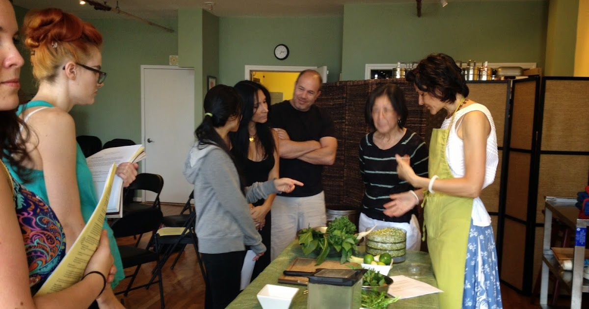 New york herb school institute of herbal medicine for Academy of oriental cuisine
