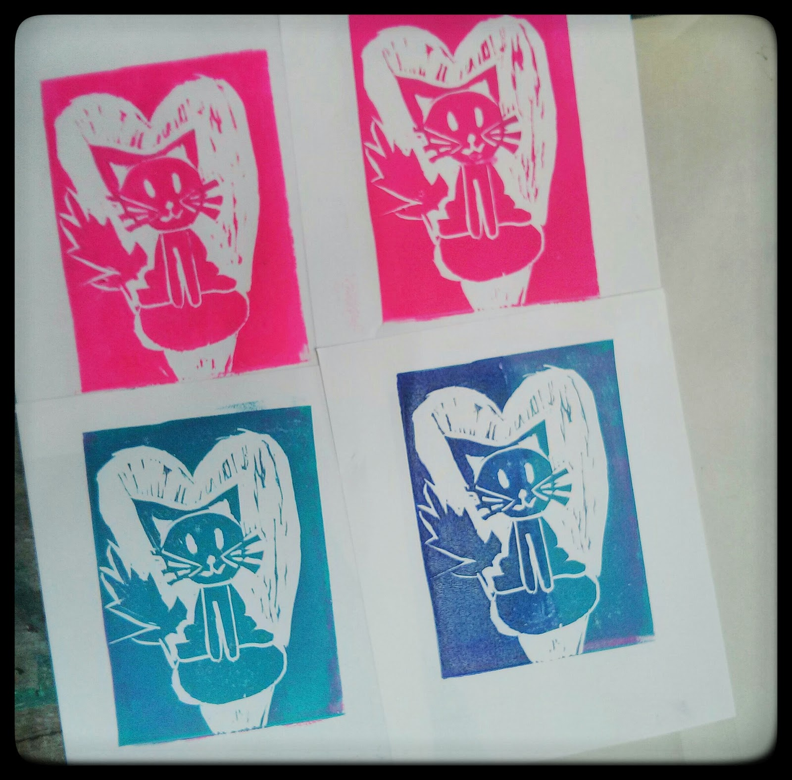 Image result for children's relief printmaking