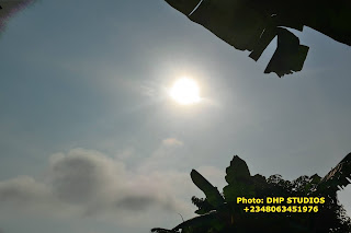 , LIVE: Partial Eclipse In Bayelsa State, Latest Nigeria News, Daily Devotionals & Celebrity Gossips - Chidispalace