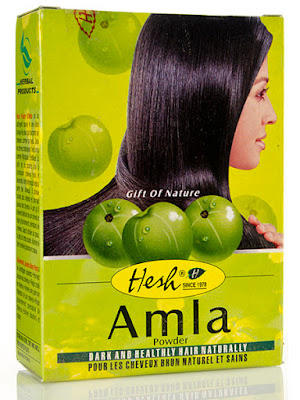Amla do włosów