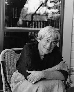 Ursula K. Le Guin - 1929 - 2018