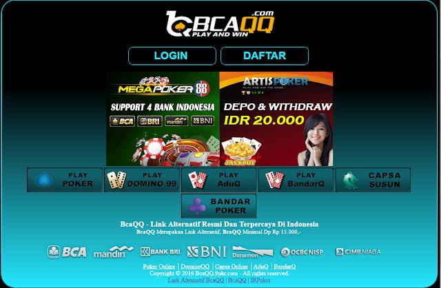 BCAQQ - Link Alternatif BCAQQ