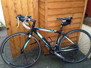 Stolen Bicycle - Trek 1.2