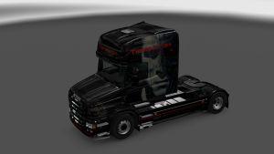 Terminator Skin for Scania T