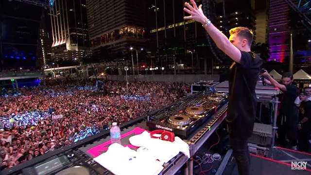 Watch Nicky Romero's Set On Ultra Music Festival Miami 2017