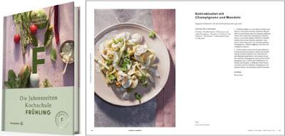 Frühling Die Jahreszeiten-Kochschule ./. Foto: Brandstätter Verlag