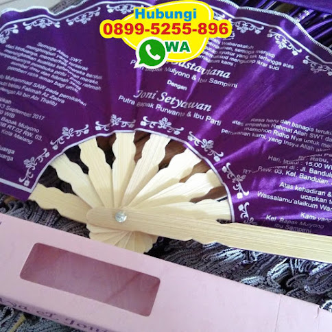 distributor Souvenir kipas harga murah 50149