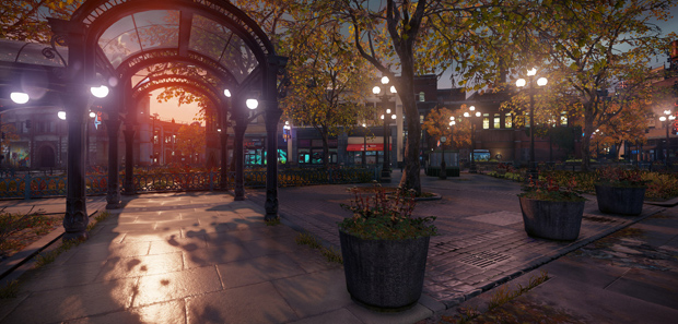 inFamous Second Son Screenshot