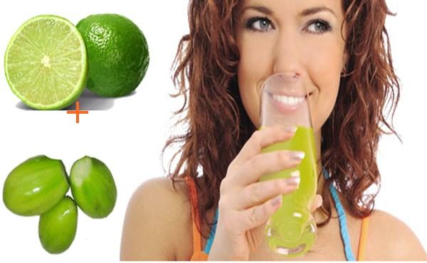Suco de Jiló e Limão para Emagrecer 5 Kilos sem Dieta