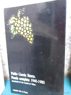 Poesía completa (1940-1980) / Pablo García Baena