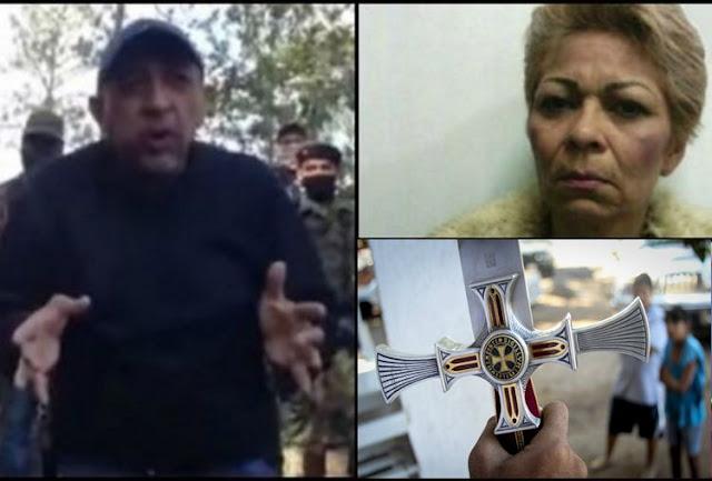 Duro golpe a la esposa de La Tuta el ex jefe y líder de Los Caballeros Templarios