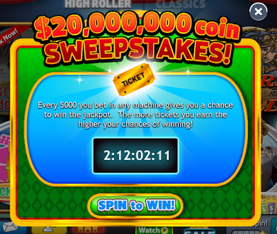 Lucky Slots Free Coins