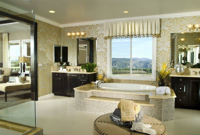 Beautiful Luxurious Small Bathroom Design Ideas 2016