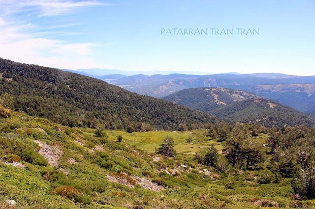 Peñalara. La Laguna Grande.