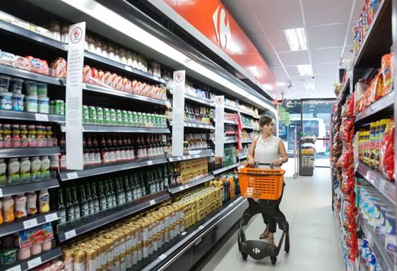 03b9c0447 O formato de conveniência do Grupo Carrefour atende à crescente demanda dos  consumidores brasileiros, sobretudo dos grandes centros urbanos, ...