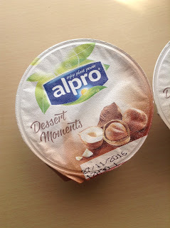 alpro dessert moments hazelnut chocolate