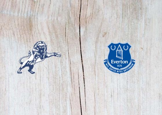 Millwall vs Everton - Highlights 26 January 2019