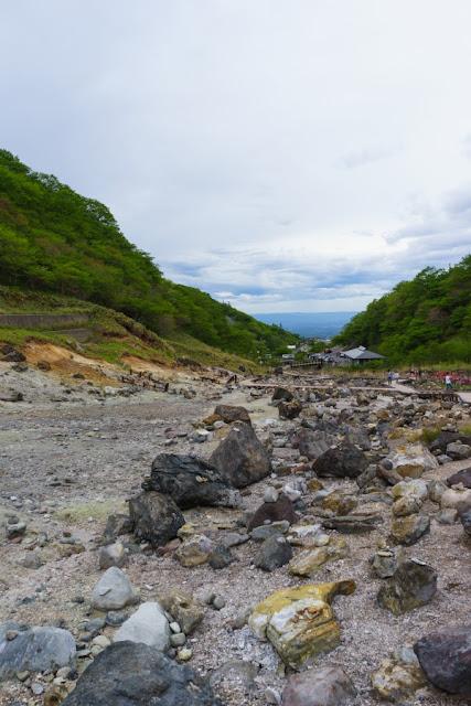 殺生石~栃木県那須町