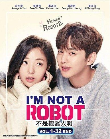 Drama Korea Tentang Robot