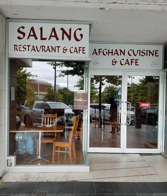 Afghan Salang Restaurant, Dandenong