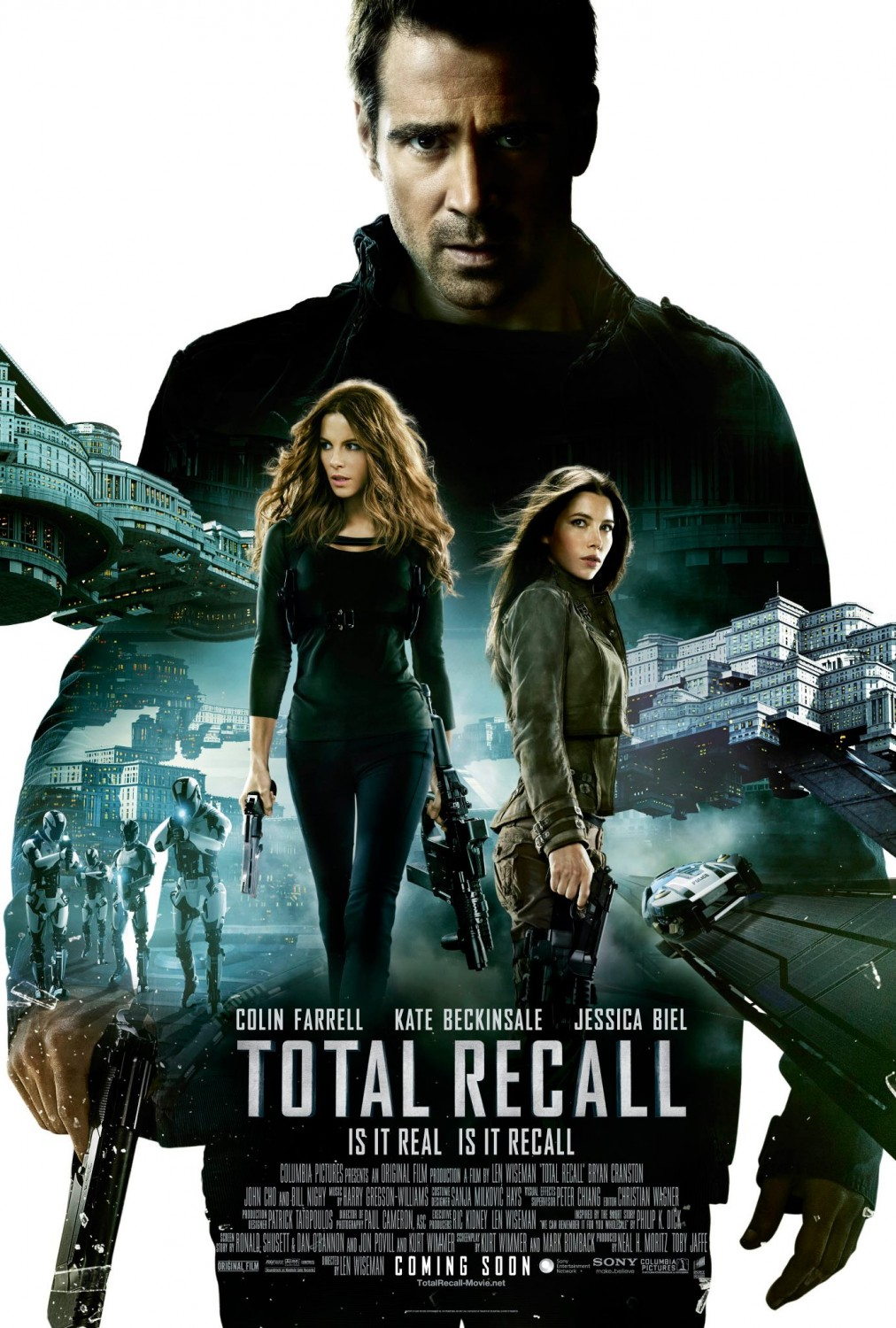 Artists of 'Total Recall' (2012) - UPDATED « Film Sketchr