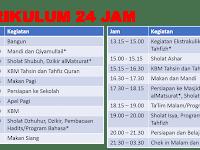 KURIKULUM 24 JAM DAN SYARIAT ISLAM