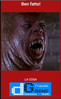 Soluzioni Quiz Horror Movie livello 36