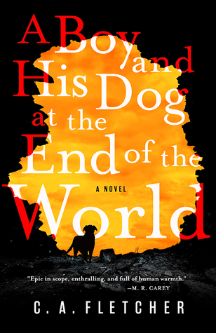 A-Boy-and-His-Dog-at-the-End-of-the-World-Book-cover