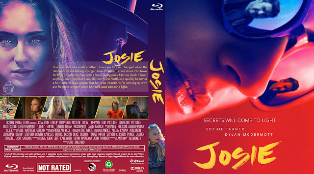 Josie Bluray Cover