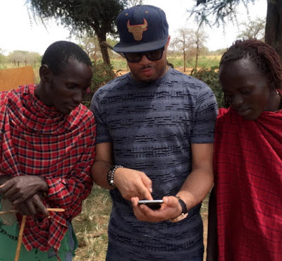 mike ezuruonye in kenya