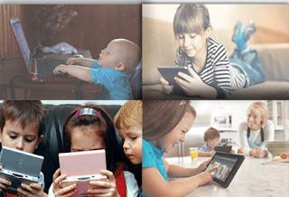 5 Cara Menjauhkan Anak Yang Ketergantungan Dengan Gadget