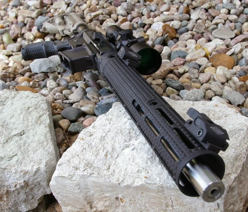 Apex Machine Extended Rifle Length Gatorgrip AR15 Forend ...