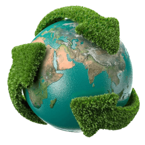 Doğa için geri dönüşüm iş fikrine ne dersiniz?