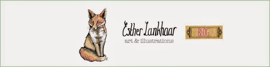 Esther Lankhaar Art & Illustrations