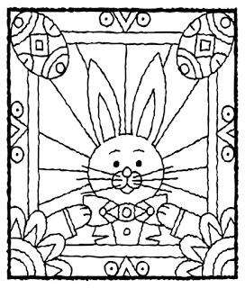 Αυγουλάκια και λαγουδάκια ζωγραφιστά για την Ανάσταση