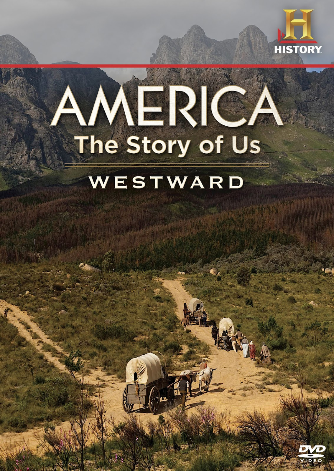 America The Story Of Us Episode 3 Westward 1 Lesson