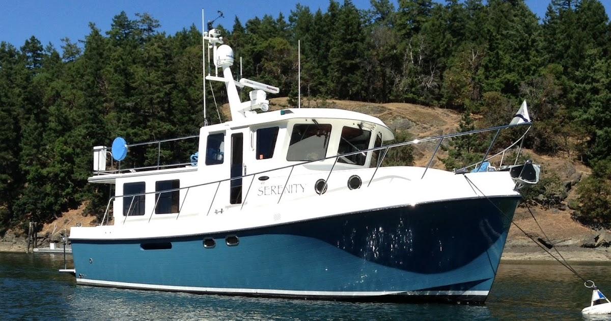 Steve S American Tug News Sold Boat 2013 American Tug 435