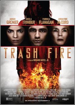 baixar capa Trash Fire | Legendado