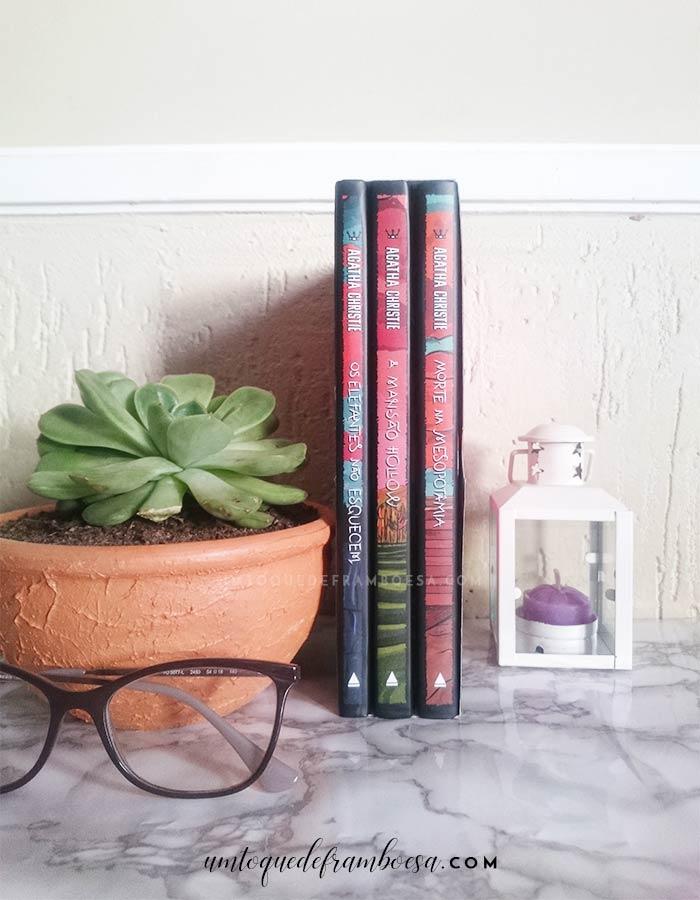 Resenha do box 02 Coleção Agatha Christie