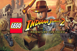 Free Download Game LEGO Indiana Jones 2 for Computer PC or Laptop