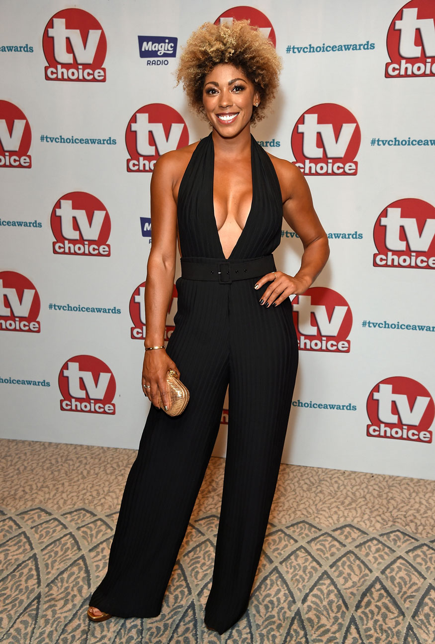 TV Choice Awards 2017 In London Event Pics