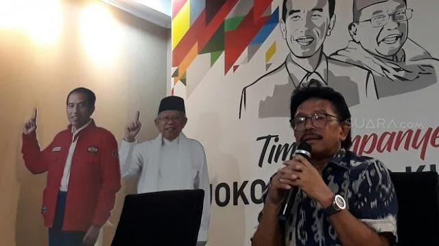 """Sekjen Nasdem: Jangan Pilih Capres yang """"Jancuk"""""""