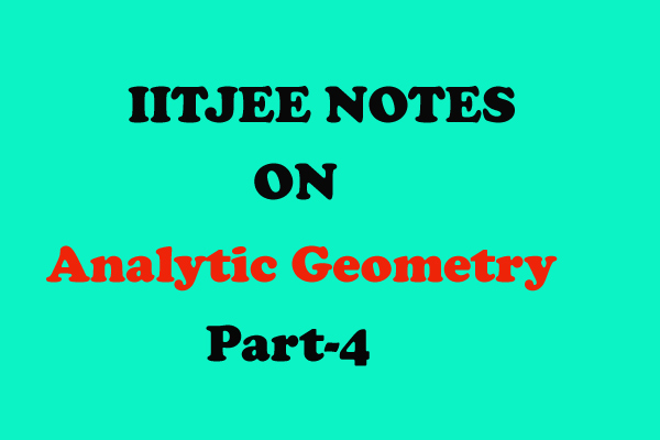 analytic geometry cbse