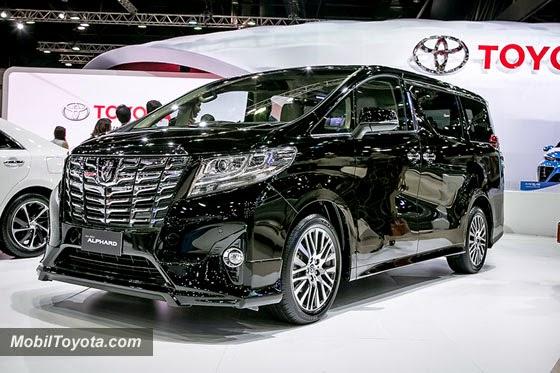 Jual All New Alphard Harga Yaris Trd 2018 Dan Vellvire Mpv Mewah Toyota Terlaris Mobil