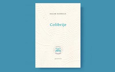 RESEÑA Poemas para armar: Sobre Colibrije, de Balam Rodrigo | Daniel Medina