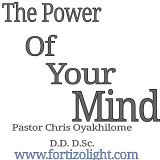 Power Of Your Mind by Pastor Chris Oyakhilome pdf download