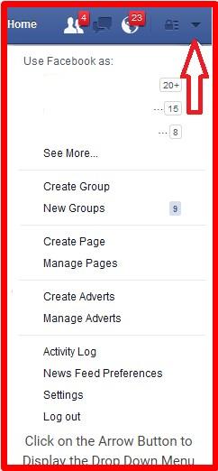 How Do I Logout of Facebook