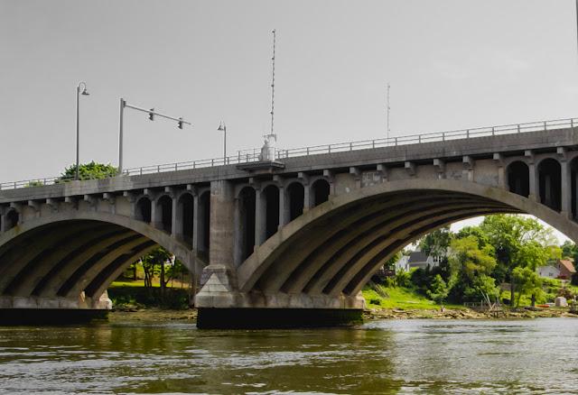 Washington Bridge, Housatonic River, Connecticut